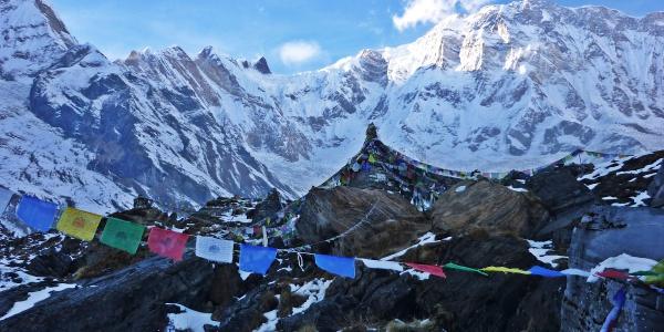 Namaste Nepal !  Luty 2018 !