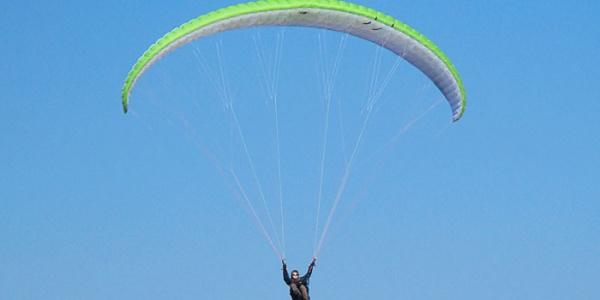 COMET 3 - nowa paralotnia EN B od AXIS Paragliding !
