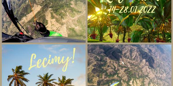 Wyjazd do Kolumbii! 14-28 styczeń 2022